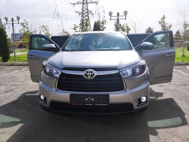 аренда с последующим выкупом in Кыргызстан | TOYOTA: Toyota Highlander 3.5 л. 2014 | 138000 км