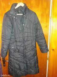 Zimska-jakna-topla-xl - Srbija: Crna zimska jakna. Dobro ocuvana i veoma topla. Velicina xl(sirina