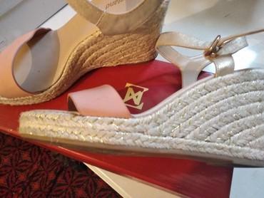 Sandale Nove  vel 36 5  iz Nemacke,anatomske ,.... br 36   EXTRA , - Pancevo
