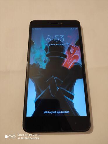Alfa romeo 166 32 mt - Azərbaycan: İşlənmiş Xiaomi Redmi Note 4 32 GB qara