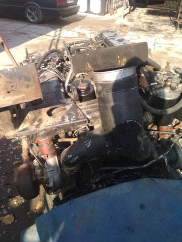 Двигатель турбированный евро 2 цена в Кара-Балта