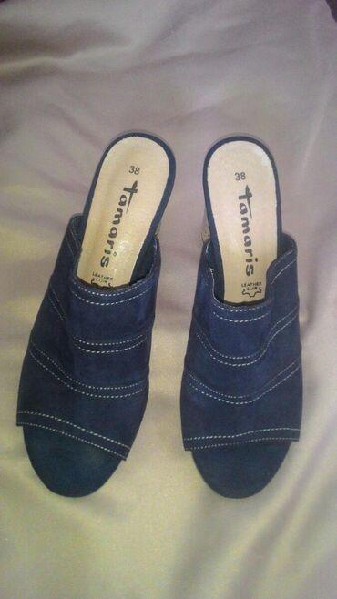 Продам летнюю обувь на каблуке,ношены один раз.Брали в магазине