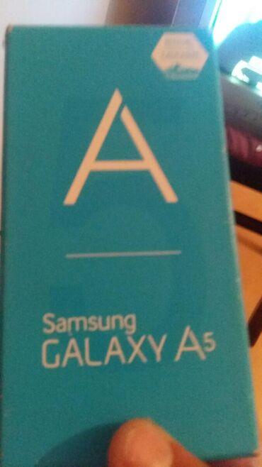 İşlənmiş Samsung Galaxy A5 16 GB qara