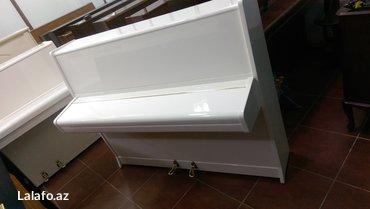 Bakı şəhərində Çexiya istehsalı rösler 2 pedallı piano satılır. İdeal