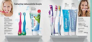 Təlim, kurslar - Azərbaycan: Ağardıcı diş pastası elde var