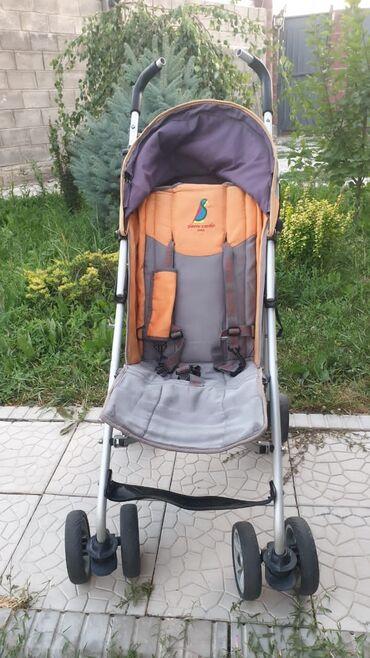Детский мир - Бостери: Продаю летнюю прогулочную коляску pierre cardin, в хорошем состоянии