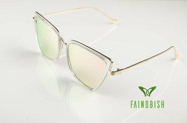 Женские очки капли - Кыргызстан: Женские солнцезащитные очки! Зеркальные! Очень стильно и модно смотрят