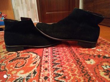 Мужские ботинки 43 размер фирменный состояние отличное 2000 в Бишкек