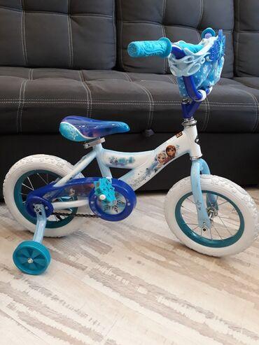 Велосипед детский с роликами