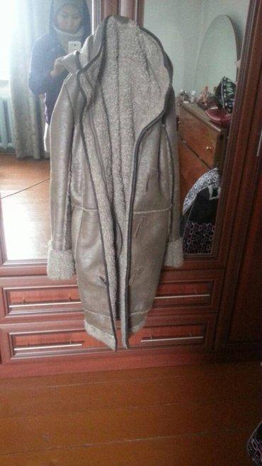 срочно продаю Дубленку! размер 48-50. в Бишкек