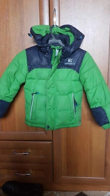 Куртка детская состояние идеальное на 4-5лет турецкий в Бишкек