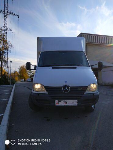бу резина 2055516 в Кыргызстан: Mercedes-Benz Sprinter Classic 2.2 л. 2002 | 295000 км