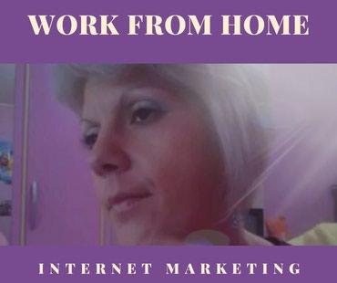 Potrebni  ozbiljni saradnici za rad od kuće. Potrebna dobra internet - Belgrade