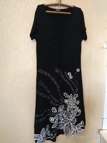 Продаю платье турция трикотаж расшито в Бишкек