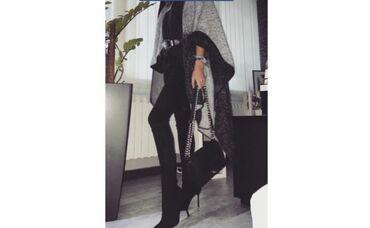 Pantalone braon icna frd - Srbija: Ogrtac Zara