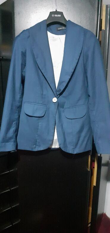Личные вещи - Байтик: Продаю пиджак в хорошем состоянии. Размер 44-46. Обмен интересует