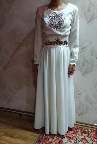 Продаю свое платье на Кыз узатуу. Одевалось два раза, на узатуу и на б