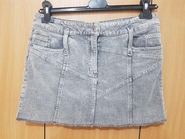 Vero moda suknja, deblji teksas, M