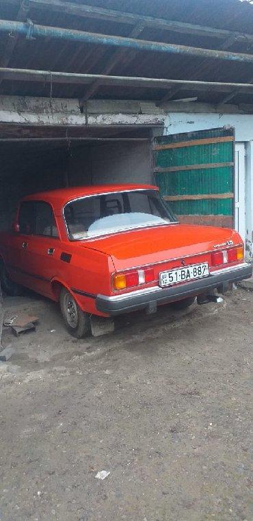 Moskviç Azərbaycanda: Moskviç 2140 1985