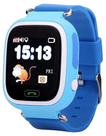 gps-часы в Кыргызстан: Детские часы с GPS навигатором Q90Общие характеристикиТипдетские умные