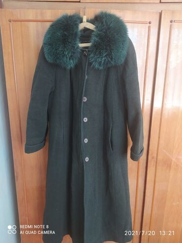 Личные вещи - Балыкчы: Пальто 50- 52 размер 1500 с г. Балыкчы