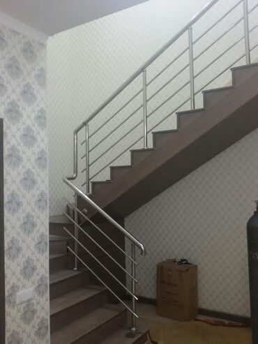 гейзерная кофеварка нержавейка в Кыргызстан: Лестницы   Ремонт, Изготовление перил   Металл, Нержавеющая сталь