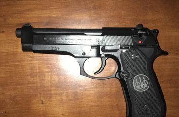 Beretta 92 Made In Italy. Upgraded Grips σε Athens