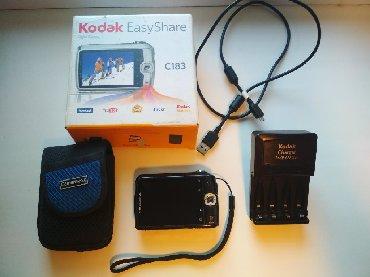 kodak kb10 в Кыргызстан: Продаю цифровой фотоаппарат Kodak. 14 mp.Полностью в комплекте