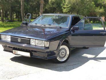 Volkswagen Scirocco 1.8 л. 1987