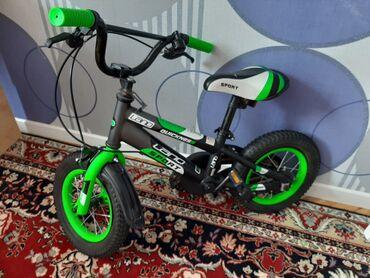 1408 elan | İDMAN VƏ HOBBI: Usaq ucun 4tekerli velosipet.Hal hazirda kicik tekerleri