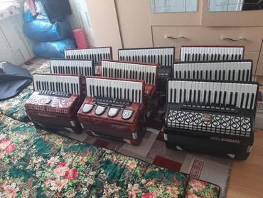 Аккордеоны в Джалал-Абад: Аккордеоны