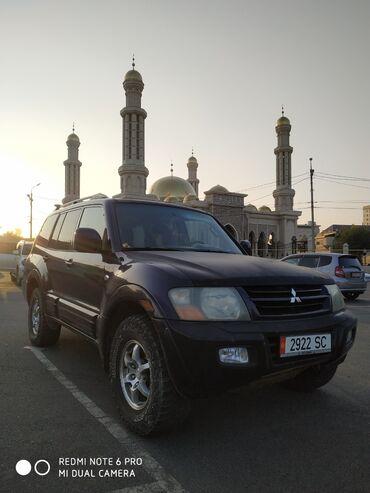 установка газа на авто цена in Кыргызстан   ДРУГОЕ: Mitsubishi Pajero 3.5 л. 2002   193897 км