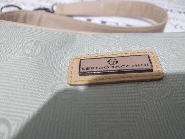 Sergio tacchini - Srbija: Sergio Tacchini torba, odlična