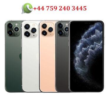 Νέα IPhone 11 Pro Max 256 GB Μαύρος
