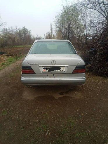 Mercedes-Benz в Кыргызстан: Mercedes-Benz E-класс AMG 2.8 л. 1995