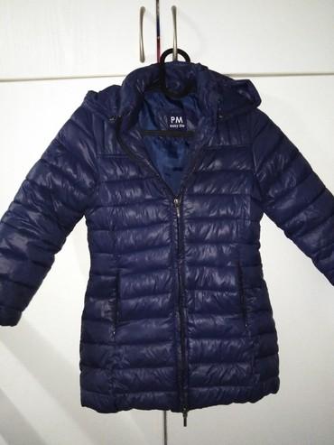 Dečije jakne i kaputi | Uzice: Jaknica za prelazni periodnosena sa malim ostecenjem slikano116