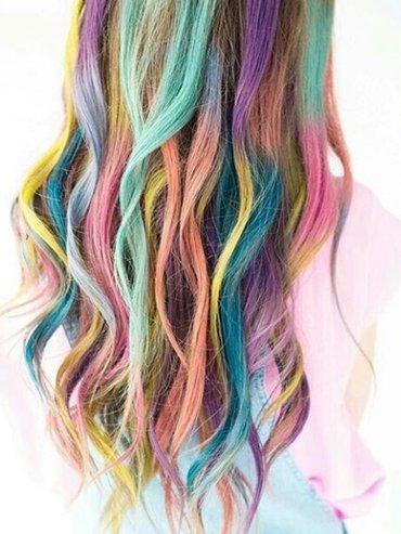 Prelepe magične boje za kosu , više boja dolaze u jednom pakovanju. - Kragujevac