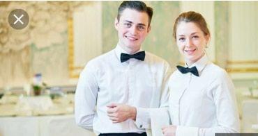 Bakı şəhərində Ailevi restorana ofsiantlar teleb olunur. Rus dili vacibdir. Tecrübe
