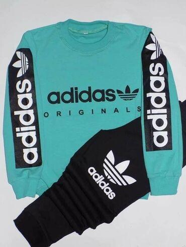 Ostala dečija odeća   Kikinda: Adidas trenerke za decu vise boja I vel
