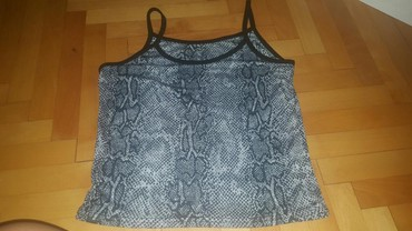 Majica snake print mokra likra...rastegljiva - Pozarevac