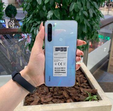 Новый Xiaomi Redmi Note 8 128 ГБ Черный