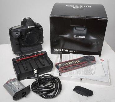 Canon EOS 1D X Mark II 20.2MP Цифровая зеркальная камера в Баку