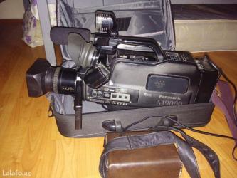 Bakı şəhərində Profesenal kameradir  m9000  sivetnoy ekranladir