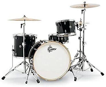Μουσικά όργανα - Ελλαδα: Gretsch Drums Catalina Club Series 4-Piece Shell Pack with 24 Bass