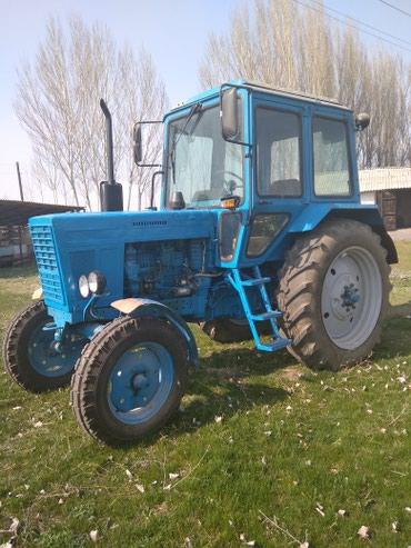 Продаю трактор МТЗ-80 в отл. состоянии в Кара-Балта
