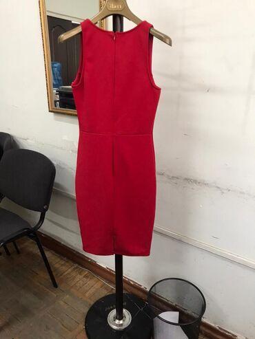 Платья - Красный - Бишкек: Платье Клубное Adrixx S
