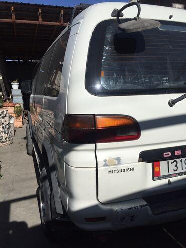 Транспорт - Каракол: Mitsubishi Delica 2.8 л. 1995 | 400000 км