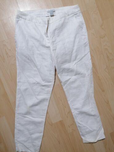 Lanene pantalone - Srbija: H&M lanene pantalone