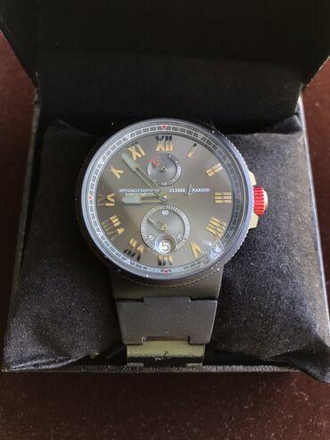 Продаю наручные часы Ulysse Nardin  Мужские – мужская модель часов. Ст