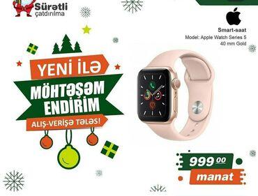 apple 4 s - Azərbaycan: Qol saatları Apple